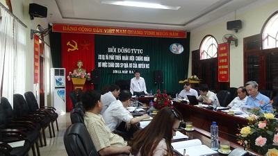 """Hội đồng tư vấn tuyển chọn dự án """"Xây dựng, quản lý và phát triển NHCN Bơ Mộc Châu cho sản phẩm quả bơ của huyện Mộc Châu, tỉnh Sơn La"""""""